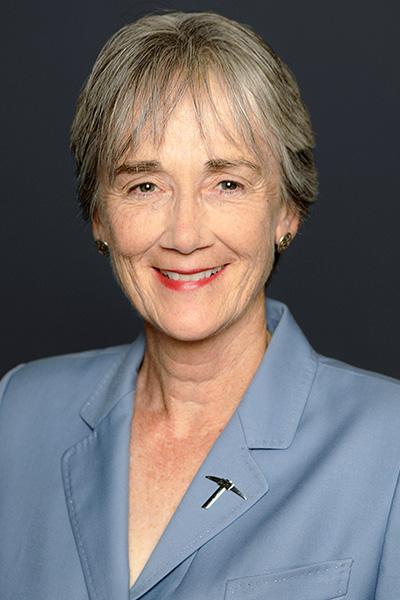 President Heather Wilson
