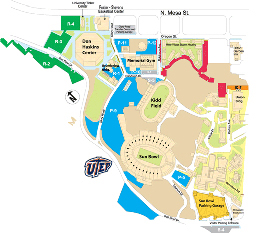 Utep Parking Map Directions & Parking