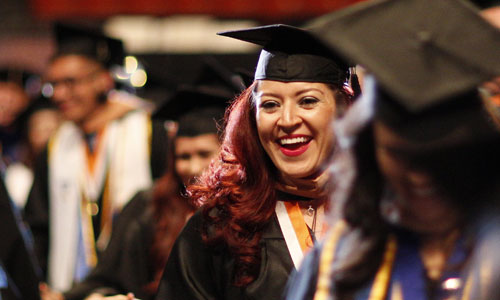 Utep Graduation 2020.Commencement