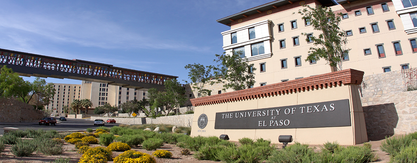 The University of Texas at El Paso Picture