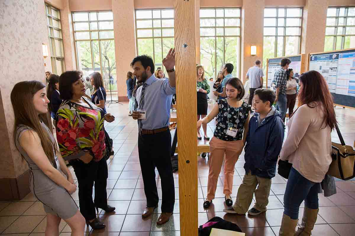 Spring Symposium Highlights Student Research