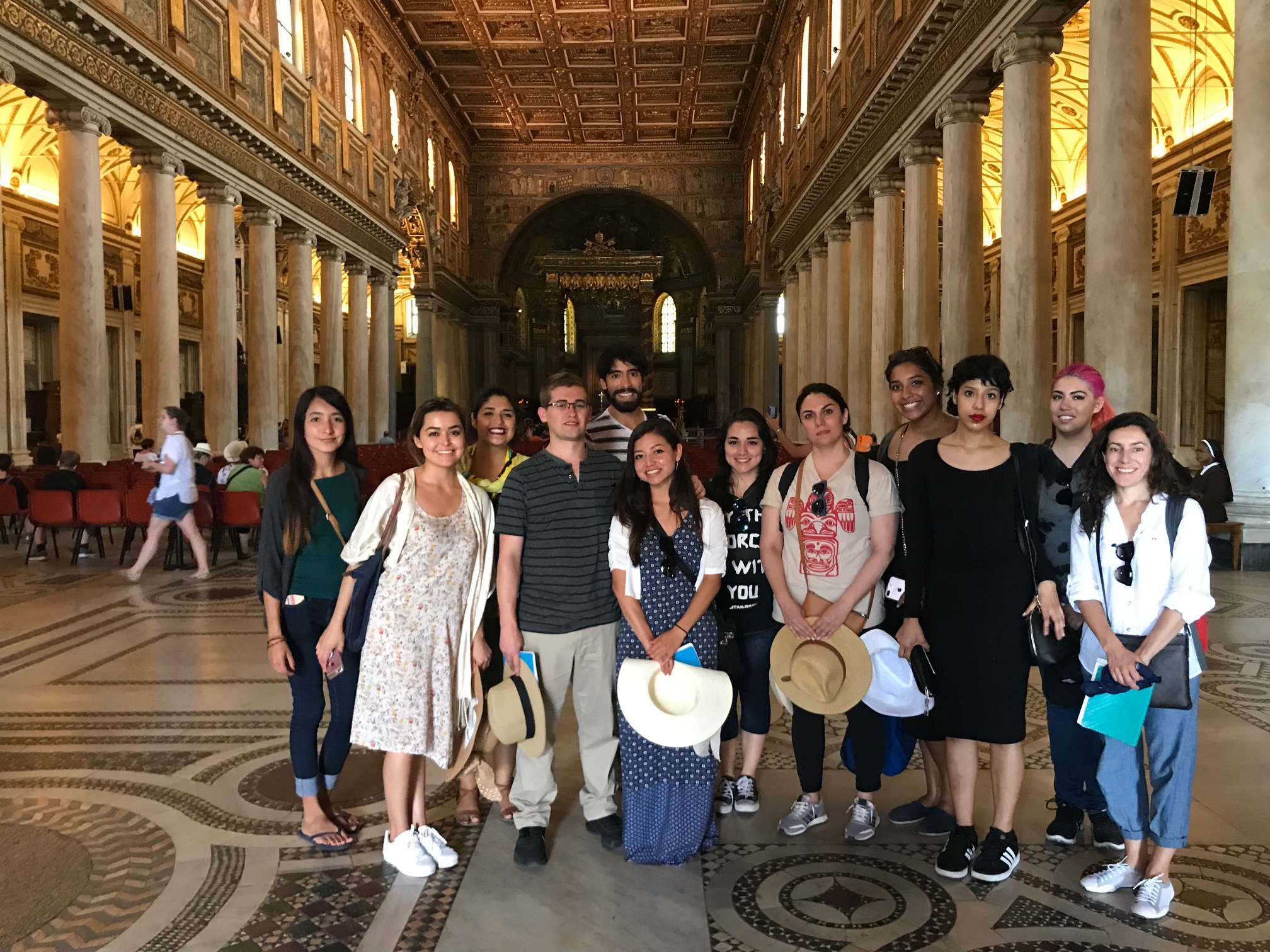 Utep Financial Aid >> Study Abroad - ROMA AETERNA