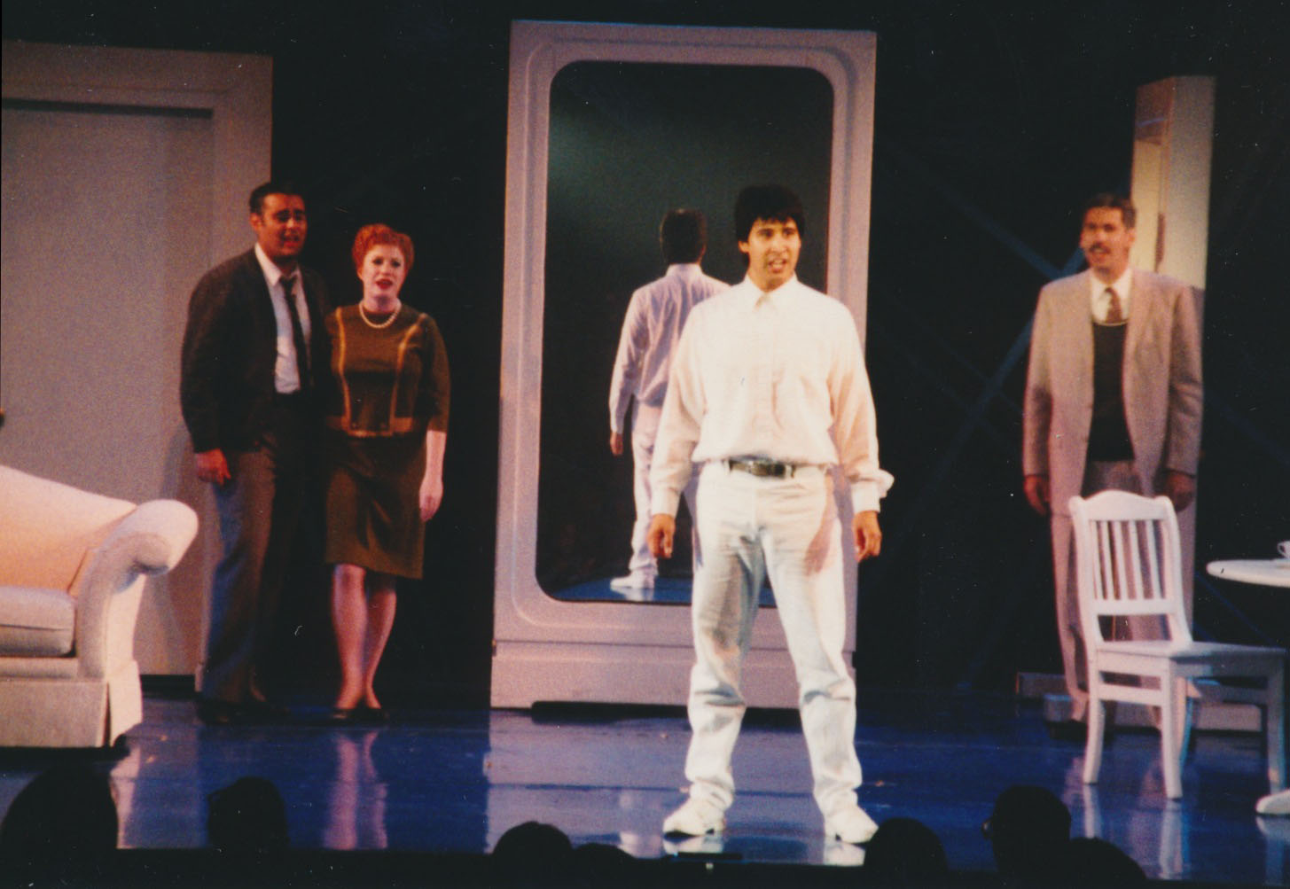 24f20aa5b748 The Cast of The UTEP Dinner Theatre production of The Who s Tommy