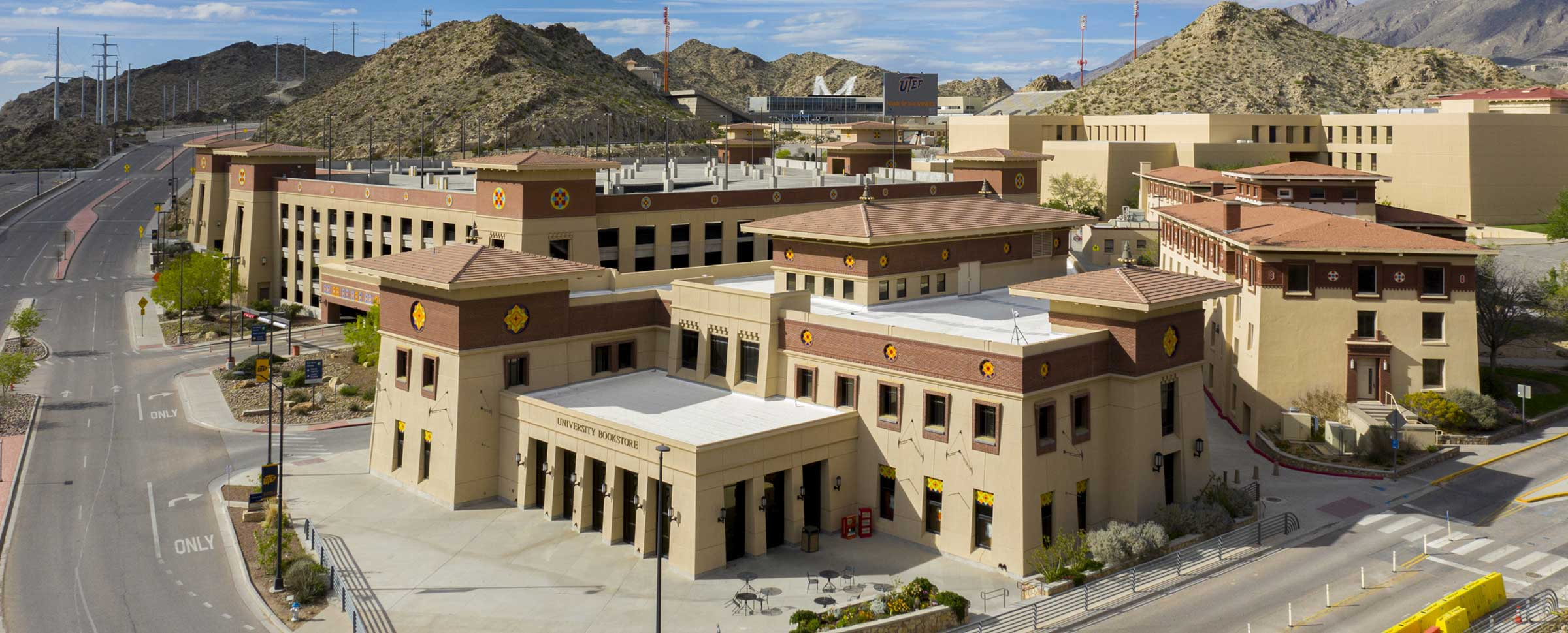 UTEP Services, Facilities Ready for Spring Semester