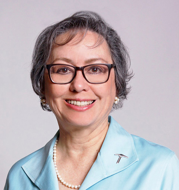 Ann Gates, Ph.D., vice provost at The University of Texas at El Paso (UTEP) has been awarded the 2021 Alfredo de Los Santos Jr. Distinguished Leadership Award – a prestigious honor by the American Association of Hispanics in Higher Education (AAHHE).