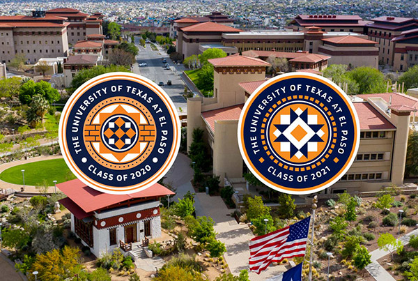 Each graduate or candidate taking part in a pair of upcoming in-person Commencement ceremonies at Sun Bowl Stadium at The University of Texas at El Paso will be allowed to invite eight guests to attend the May 14-15, 2021, ceremonies.