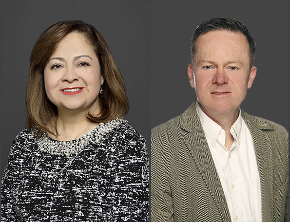 The National Endowment for the Humanities (NEH) has awarded research grants to The University of Texas at El Paso's Professors of English Isabel Baca and Robert L. Gunn.