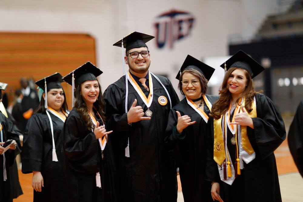 25a87b837bc UTEP Celebrates 2017 Winter Commencement