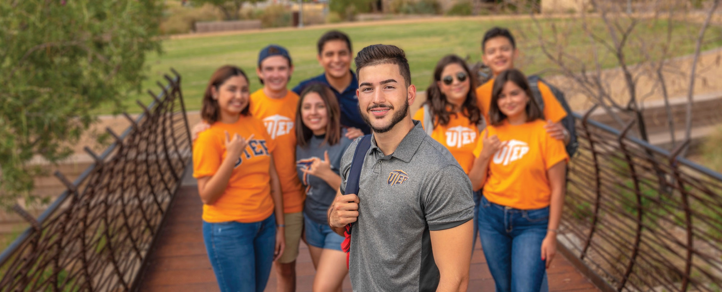 High School Seniors: Learn About Becoming a UTEP Miner