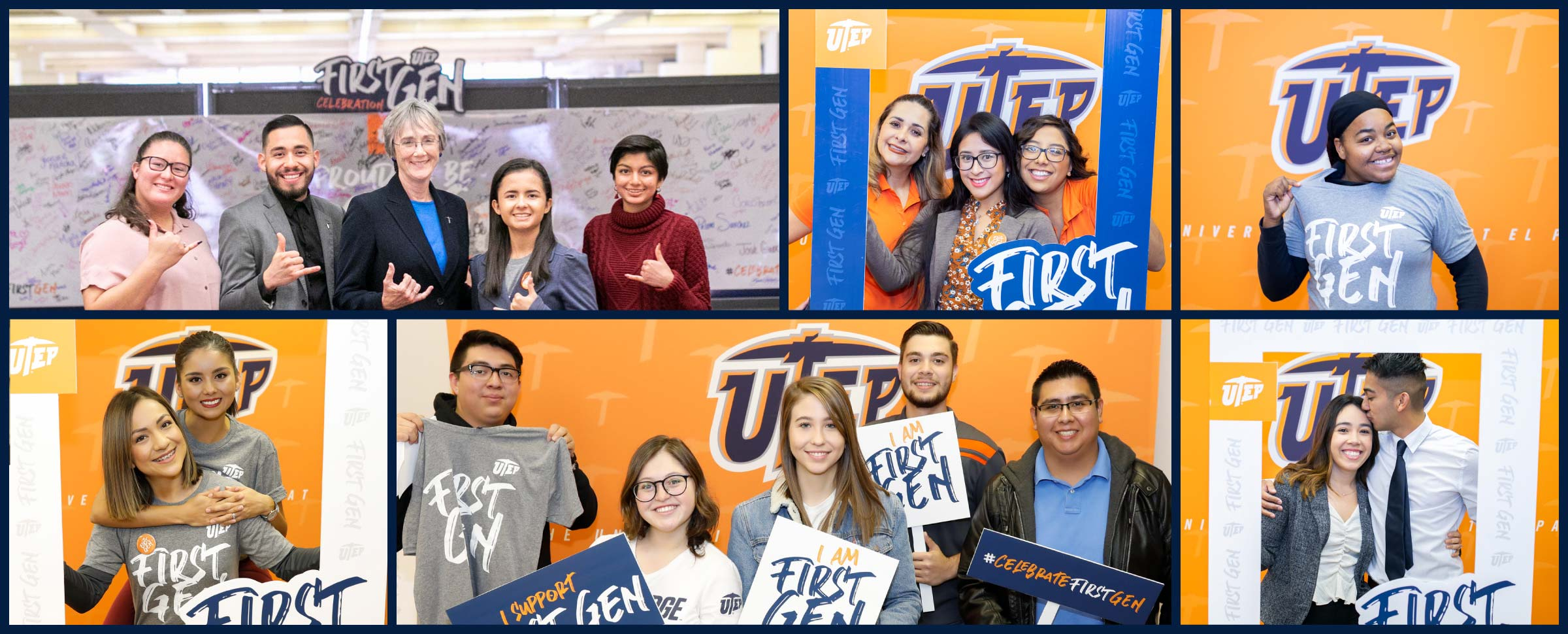 UTEP Expands Efforts to Support First-Generation Student Success