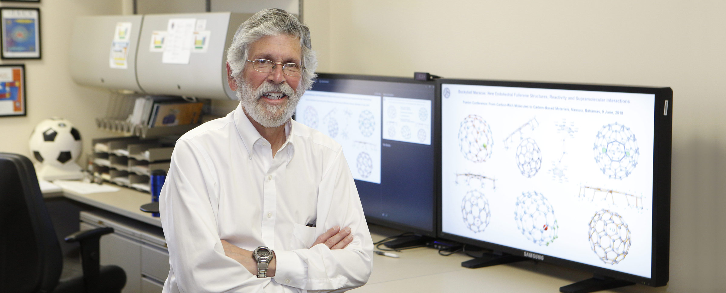 UTEP Professor Elected President of American Chemical Society