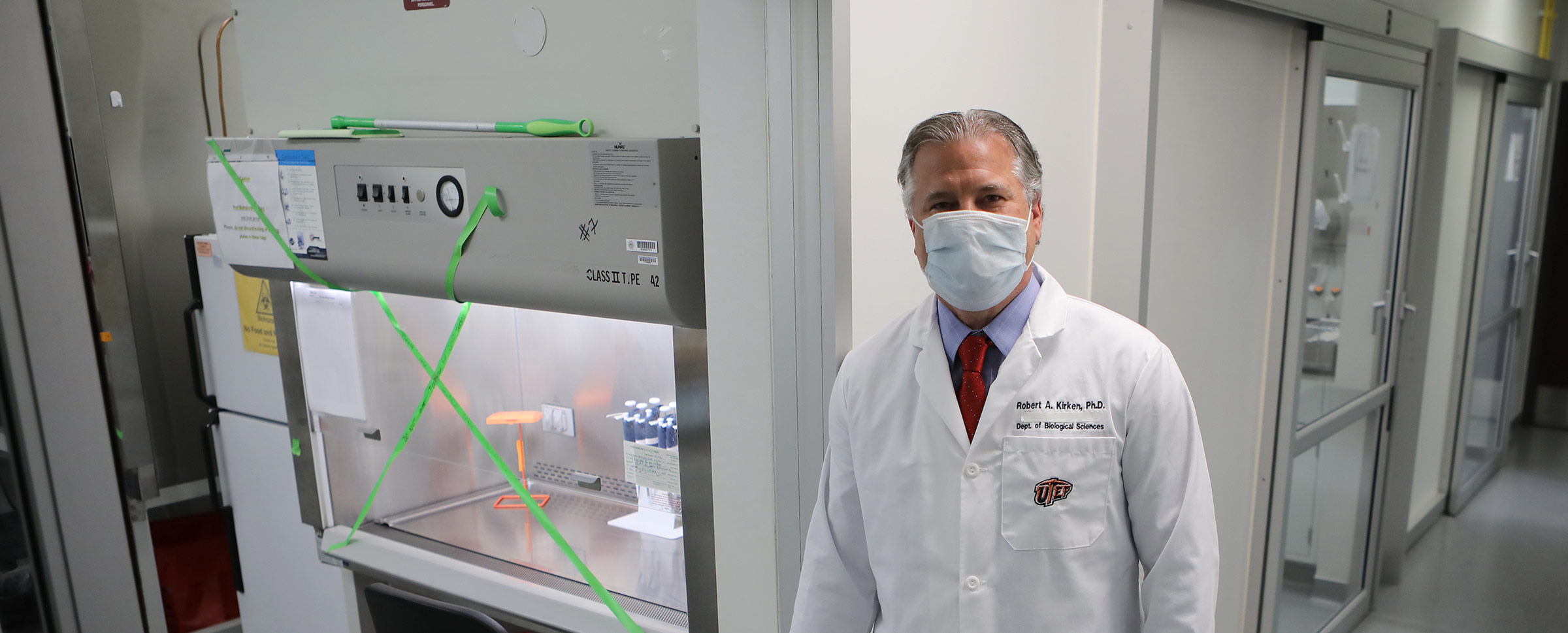 UTEP to Use University Labs for City Coronavirus Testing