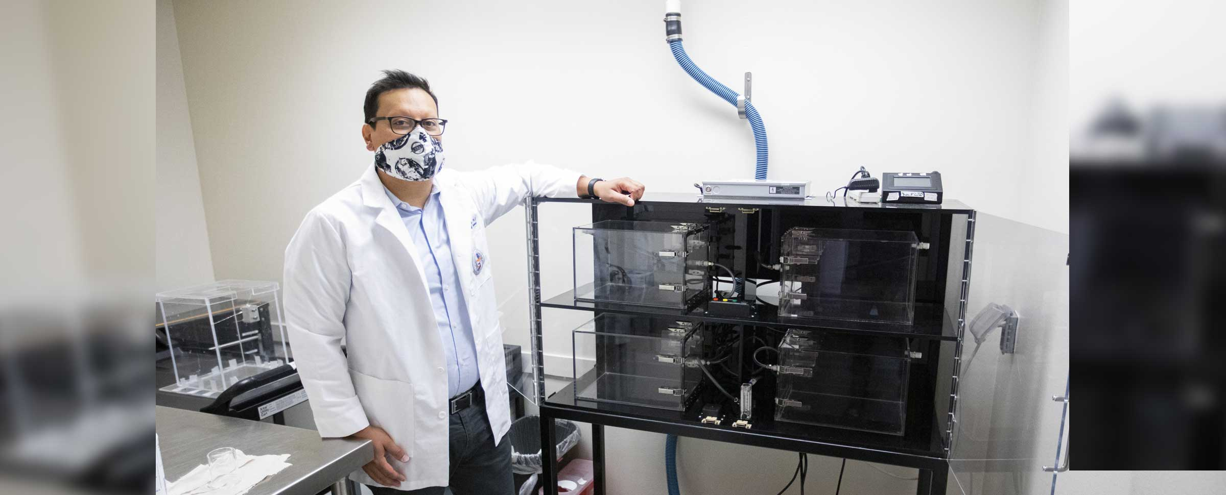UTEP Study to Examine the Effects of Vaping on the Brain and Behavior