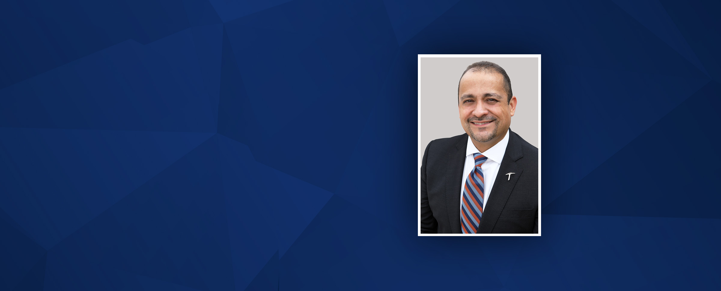 UTEP Appoints Luis Hernandez as Vice President for Information Resources