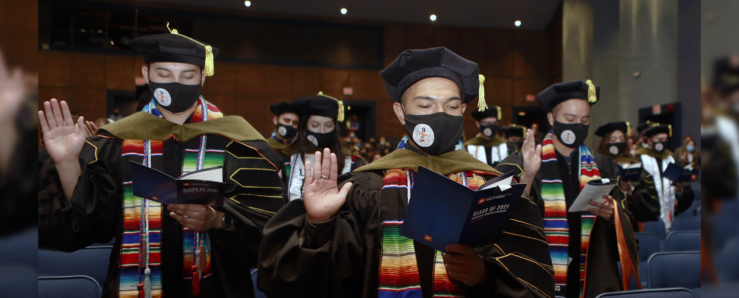 UTEP Celebrates First Class of Pharmacists