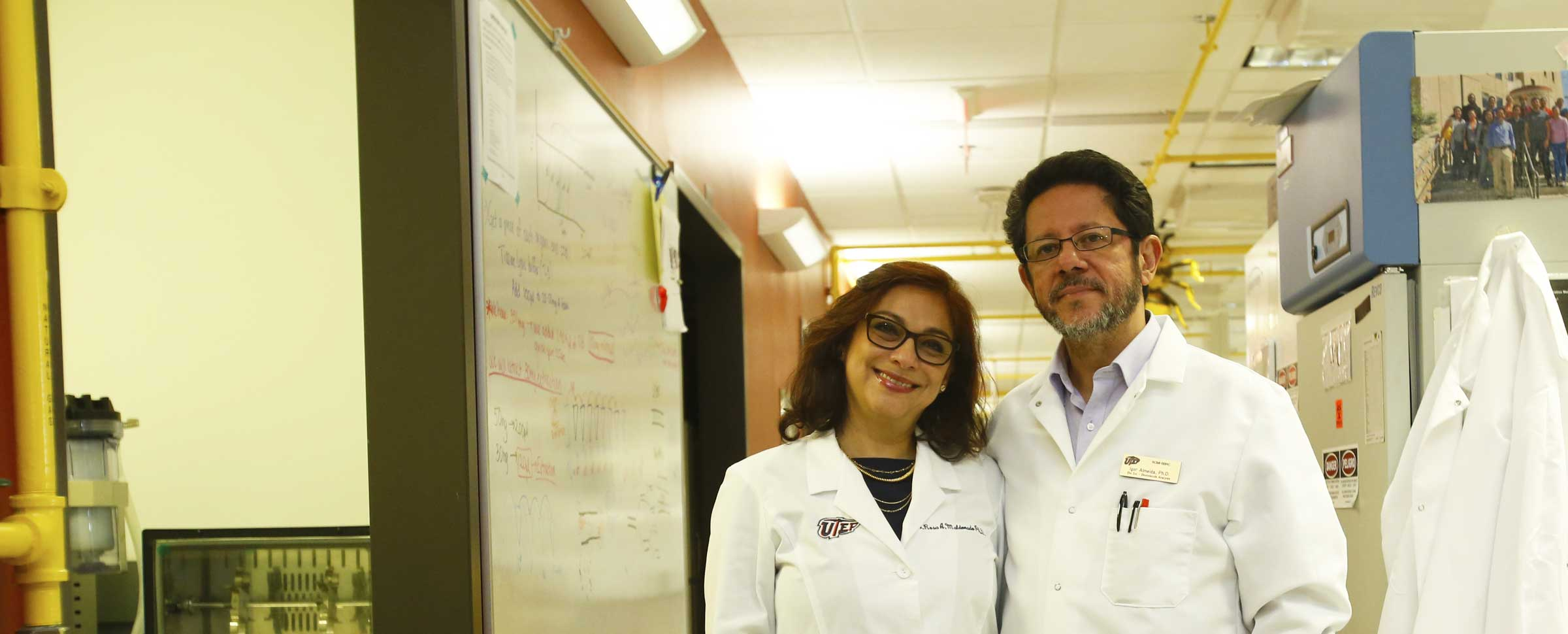 Love Bugs: UTEP Couple Shares Passion for Finding Chagas Cure