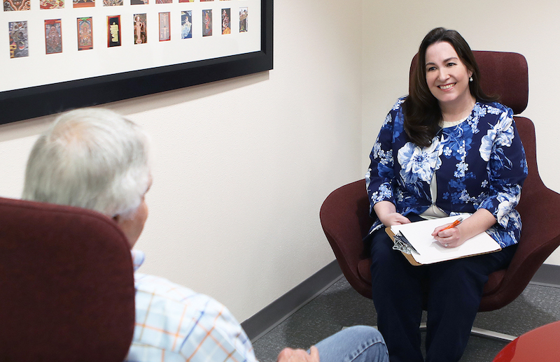 UTEP will offer a new postgraduate certificate in the Psychiatric Mental Health Nurse Practitioner concentration starting in spring 2021. Photo: Laura Trejo / UTEP Communications.