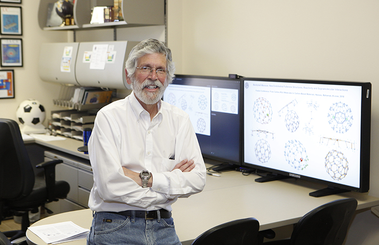 Luis Echegoyen, Ph.D., a research professor and the Robert A. Welch Chair in The University of Texas at El Paso's chemistry department, has been elected to the highest leadership position of the American Chemical Society (ACS), the world's largest scientific organization.