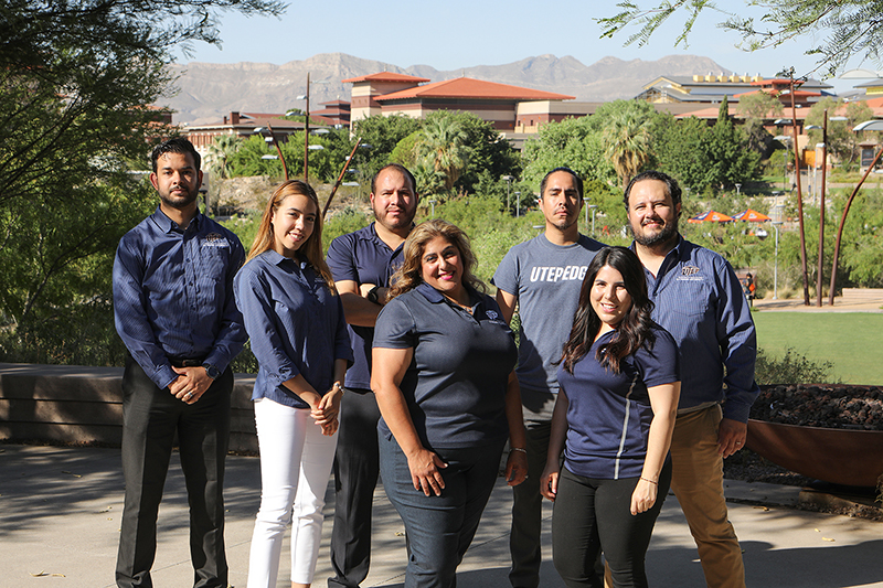 Blackboard Inc., one of the world's leading educational technology companies,  will recognize UTEP's Center for Instructional Design in the Inclusive Education category during its annual BbWorld conference July 23-25, in the Austin Convention Center. Photo: UTEP Communications