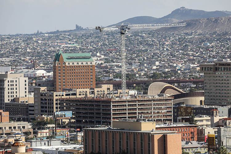 The University of Texas at El Paso's College of Business Administration (COBA) will offer a new minor in commercial real estate for undergraduate students starting in the spring 2020 semester. Photo: UTEP Communications