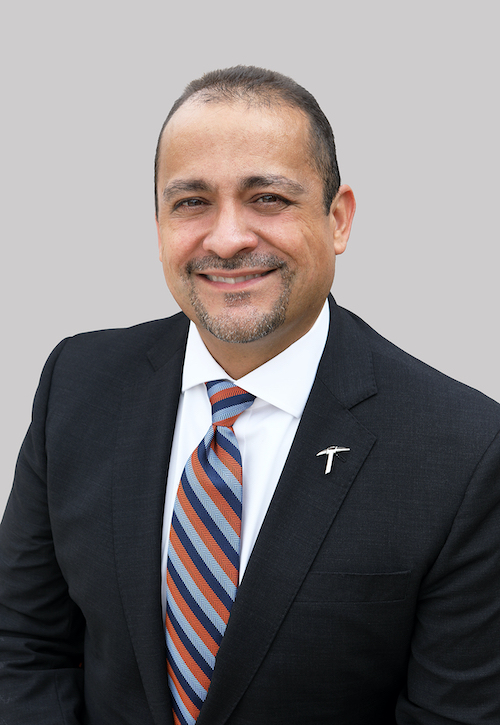 UTEP has appointed Luis Hernandez as vice president for information resources, effective July 27, 2020.