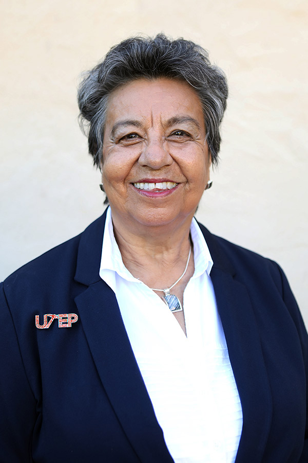 Laura E. Biggs began her term as president of The University of Texas at El Paso Alumni Association on Sept. 1, 2019. In her new role, Biggs vows to work with UTEP President Heather Wilson to engage UTEP's alumni base throughout the world.