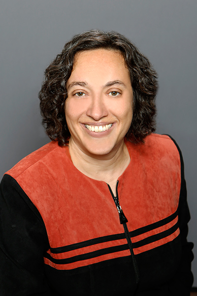 Ophra Leyser-Whalen, Ph.D., associate professor of sociology, was awarded the Sociologists for Women in Society (SWS) 2020 Feminist Activism Award during the group's recent winter meeting in San Diego, California. Photo: UTEP Communications