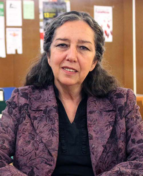 Renowned Mexican anthropologist and scholar Marcela Lagarde y de los Ríos spoke at a virtual event co-hosted by The University of Texas at El Paso to promote Women's History Month in March. Photo: Courtesy