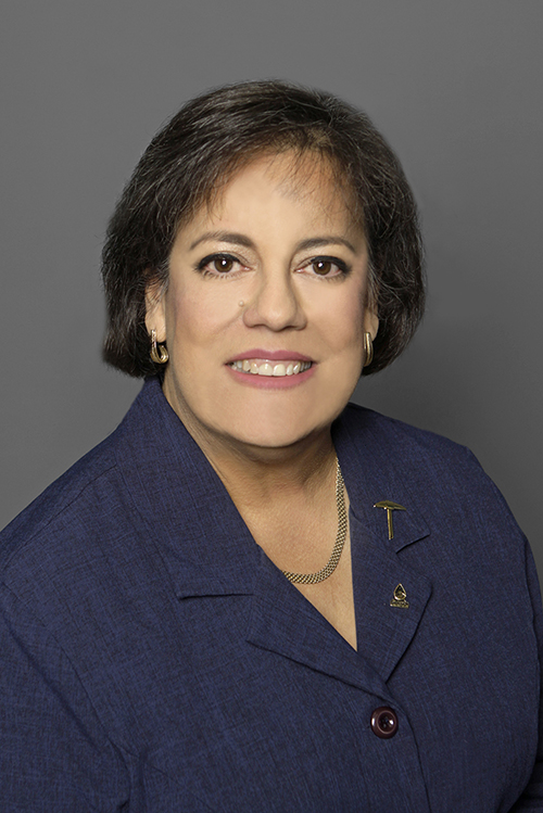 Ivonne Santiago, Ph.D., clinical professor of civil engineering at The University of Texas at El Paso, has been named the 2019 El Paso Engineer of the Year by the Texas Society of Professional Engineers (TSPE) El Paso Chapter. Photo: UTEP Communications