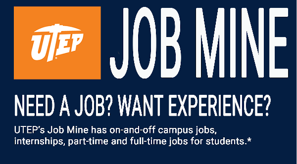 JOB MINE NED A JOB? WANT EXPERIENCE? SEARCH FOR CAMPUS JOBS