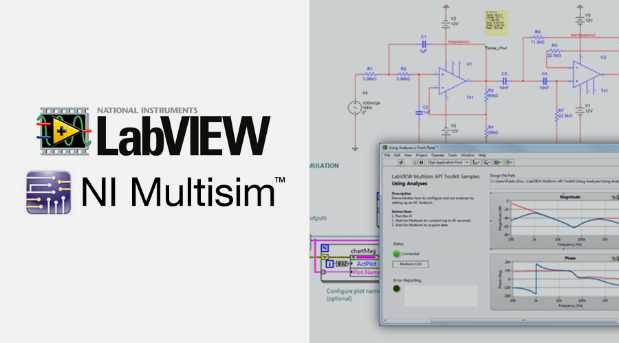 Soft Labviewmultism