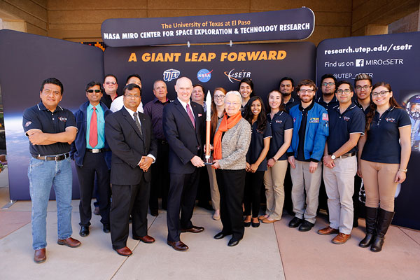 UTEP's Center for Space Exploration and Technology Research marks Engineering Week